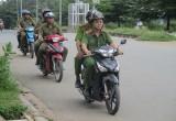 Lực lượng dân phòng tiếp tục phát huy tinh thần xung kích phòng, chống tội phạm