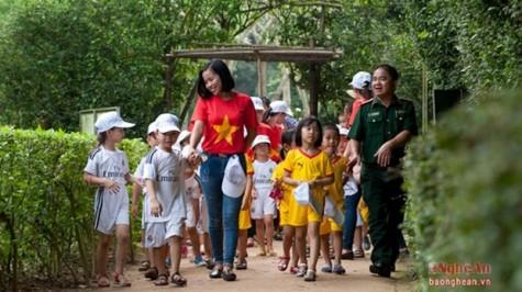 2020年越南义安省力争接待游客量达510万人次