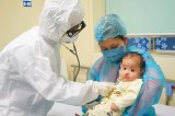 Điều trị thành công cho bé gái 3 tháng tuổi mắc bệnh COVID-19