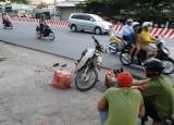 Bị tai nạn tử vong khi đang đứng trên lề đường