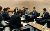 进一步促进越韩贸易合作发展