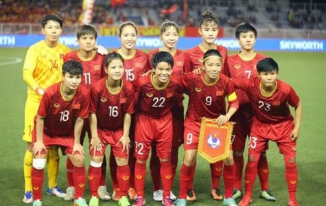 Vietnam female footballers have more chance to compete in Asian Cup