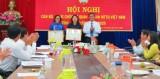 Cơ quan Ủy ban MTTQ Việt Nam tỉnh: Hoàn thành xuất sắc nhiệm vụ chính trị năm 2019
