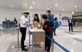 2月23日起由韩国入境的旅客必须申报健康状况