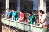 Chuẩn bị các biện pháp phòng, chống dịch bệnh Covid-19 khi học sinh đi học trở lại