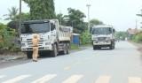 Tình hình giao thông trên đường ĐT746: Chuyển biến tích cực