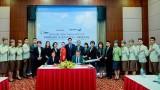 越竹航空与Vinpearl携手合作开发航空、旅游产品套餐服务