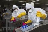 Hàn Quốc có thêm 123 ca nhiễm SARS-CoV-2 trong chiều 2/3