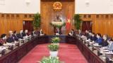 阮春福总理会见美国-东盟商务理事会企业代表团
