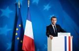"""""""Chiếc ô hạt nhân"""" của ông Macron"""