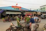 Phường Bình Chuẩn, TP.Thuận An: Ra quân chấn chỉnh tình trạng lấn chiếm vỉa hè buôn bán