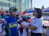 Đằng sau thành công Giải xe đạp nữ quốc tế Bình Dương