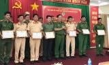 Bế mạc lớp tập huấn kỹ năng tìm kiếm cứu nạn cho lực lượng công an nhân dân