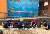 Tuổi trẻ Dầu Tiếng: Góp sức cho quê hương thêm xanh