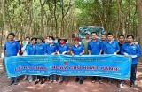 Đoàn thanh niên Nông trường Cao su Minh Tân: Thực hiện công trình thanh niên vì cộng đồng