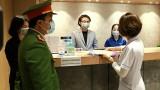 要求在河内停留游客进行健康申报