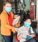 Hội LHPN Tp.Dĩ An: Phát huy vai trò phụ nữ trong phòng, chống dịch bệnh