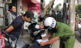 TP.Thuận An: Ra quân xử lý tình trạng buôn bán lấn chiếm lòng, lề đường