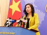 Việt Nam không công nhận bất kỳ yêu sách nào dựa trên đường chín đoạn'