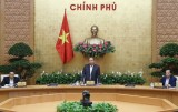Thủ tướng chủ trì họp sơ kết Nghị quyết TW 5 về chính sách xã hội