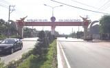 Infrastructure development in Bac Tan Uyen to meet development requirements
