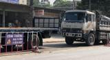 Phường Uyên Hưng: Một số tuyến đường vành đai đang được sửa chữa