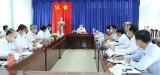 Bí thư Tỉnh ủy kiểm tra công tác chuẩn bị Đại hội Đảng bộ huyện Bàu Bàng