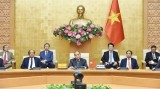 越南政府总理阮春福出席二十国集团领导人应对新冠肺炎特别视频峰会
