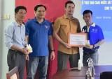 Hỗ trợ thanh niên công nhân phòng, chống dịch bệnh