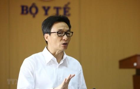 Phó Thủ tướng: Việt Nam kiểm soát được tình hình dịch COVID-19
