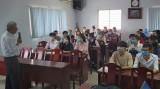 47 sinh viên tình nguyện tham gia hỗ trợ tại các khu cách ly