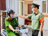 Công an tỉnh: Tăng cường công tác phòng, chống dịch bệnh Covid-19