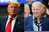 Bầu cử Mỹ 2020: Ứng cử viên Biden dẫn trước Tổng thống Trump 9 điểm