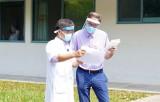 Bệnh nhân số 49 người Anh khỏi bệnh sau thời gian điều trị tại Huế