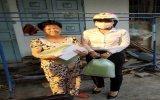 Bình Dương: Hỗ trợ người bán vé số thuộc hộ nghèo, hộ cận nghèo và người khuyết tật bị ảnh hưởng bởi dịch Covid-19