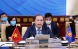 ASEAN-Mỹ thúc đẩy hợp tác trong ứng phó với dịch COVID-19