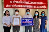 Doanh nghiệp Bình Dương chung tay phòng, chống dịch bệnh