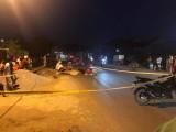 Va chạm giữa 2 xe máy, 2 người thương vong