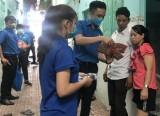 Tháng thanh niên trên mặt trận phòng chống dịch bệnh
