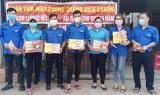Xã Đoàn Bình Mỹ (Huyện Bắc Tân Uyên): Tuyên truyền phòng dịch bệnh trong công nhân