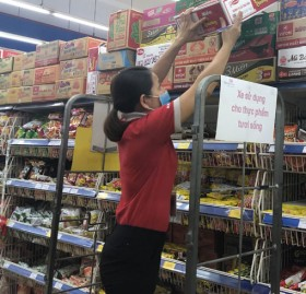 Adequate supply of goods, stable market