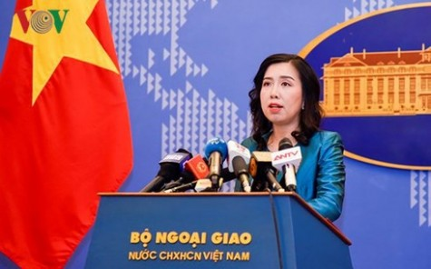 Vietnam requests China not complicate East Sea situation