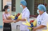 Gần 50% bệnh nhân mắc COVID-19 ở Việt Nam đã khỏi bệnh