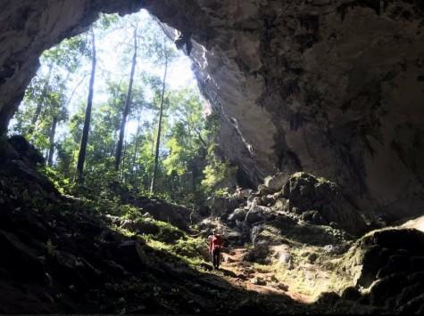 广平省新发现未被踏足的12个洞穴