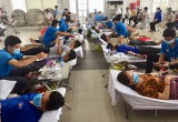 Bảo đảm phòng, chống dịch bệnh tại các điểm hiến máu