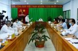 Đại hội Đảng bộ huyện Dầu Tiếng  lần thứ V được chuẩn bị chu đáo