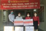 Hội Chữ thập đỏ tỉnh: Hỗ trợ vật dụng phòng, chống dịch cho các địa phương