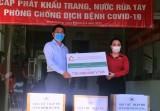 Một doanh nghiệp ủng hộ 100.000 khẩu trang phòng, chống dịch