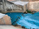 Nước suối cây sao chuyển thành màu xanh: Doanh nghiệp cam kết chấm dứt hành vi gây ô nhiễm