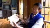 为保护和传承古代傣语文字奉献一生的老师